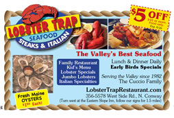 2020 Lobster Trap Seafood