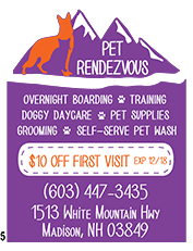 2018 pet rendezvous