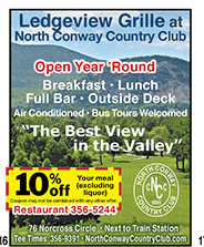 2018 North Conway Country Club