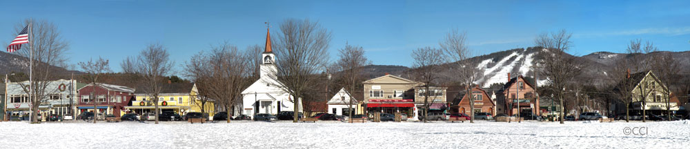 North Conway Village, NH - North Conway Map & Guide on strip map, store map, inlet map, sports map,
