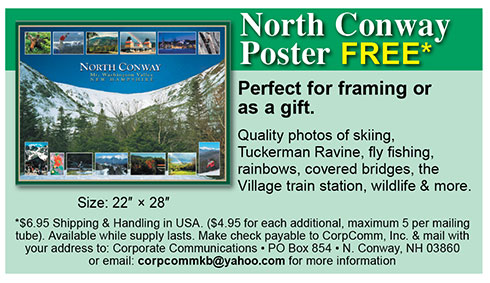 North Conway Poster Free