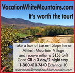 VacationWhiteMountains.com