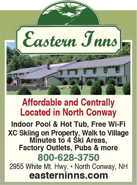 North Conway, NH Lodging - Eastern Inns