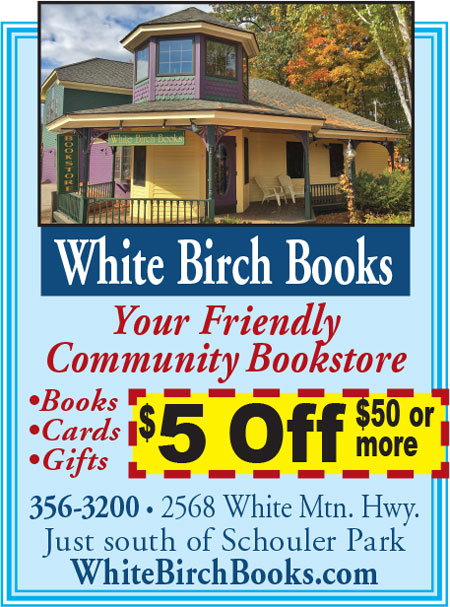North Conway, NH Shopping - White Birch Books