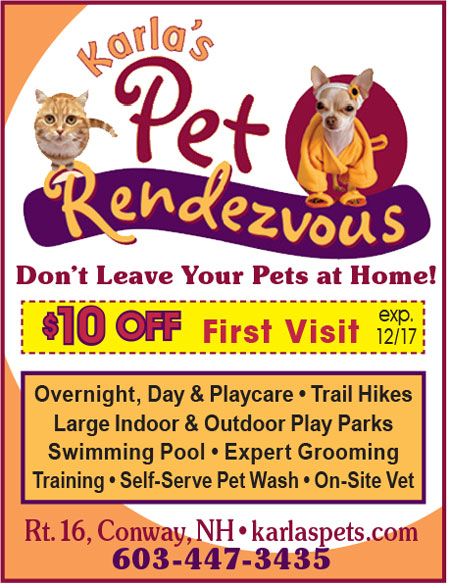 North Conway, NH Lodging - Karla's Pet Rendezvous