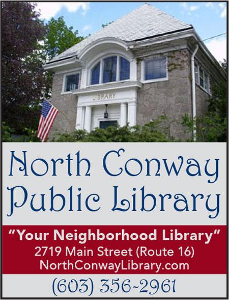 North Conway, NH - North Conway Library