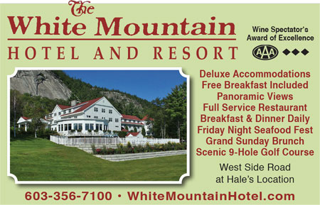 North Conway, NH Lodging - White Mountain Hotel