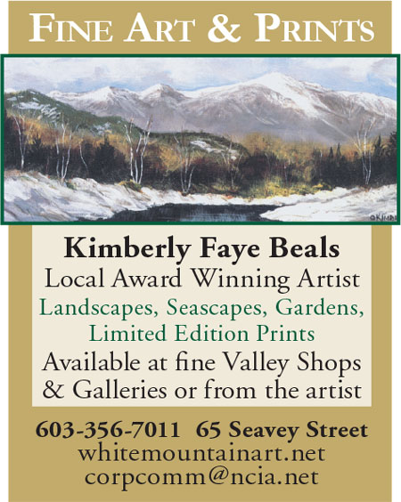 North Conway, NH Shopping - Kimberly Beals Art Gallery