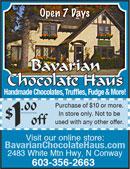 Bavarian Chocolate House