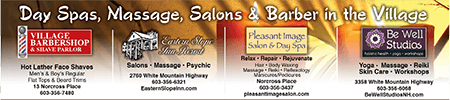 North Conway Spas & Salons