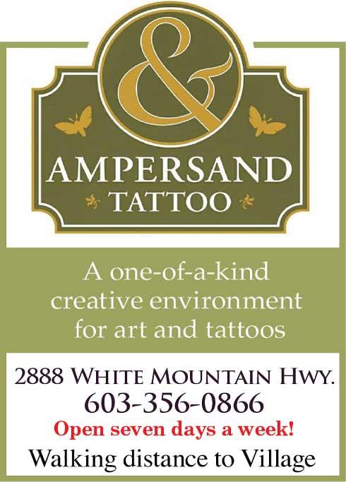 Ampersand Tattoo