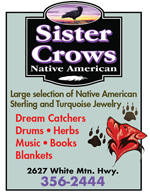 Sister Crows Native American