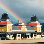 North Conway Village Train Station