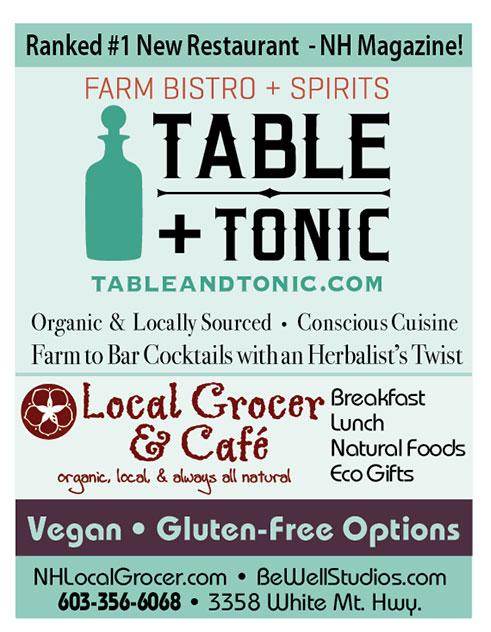 Table & Tonic