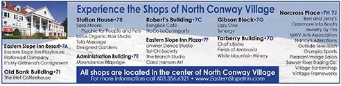 North Conway Village Shops